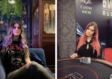 Bintang Poker Rusia Lilya Novikova Tersengat Listrik Saat Mandi