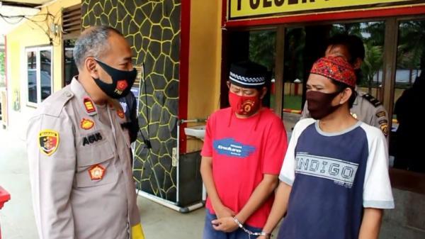 Judi Togel Online di Banyuasin Dibongkar, Polisi Tangkap 2 Bandar