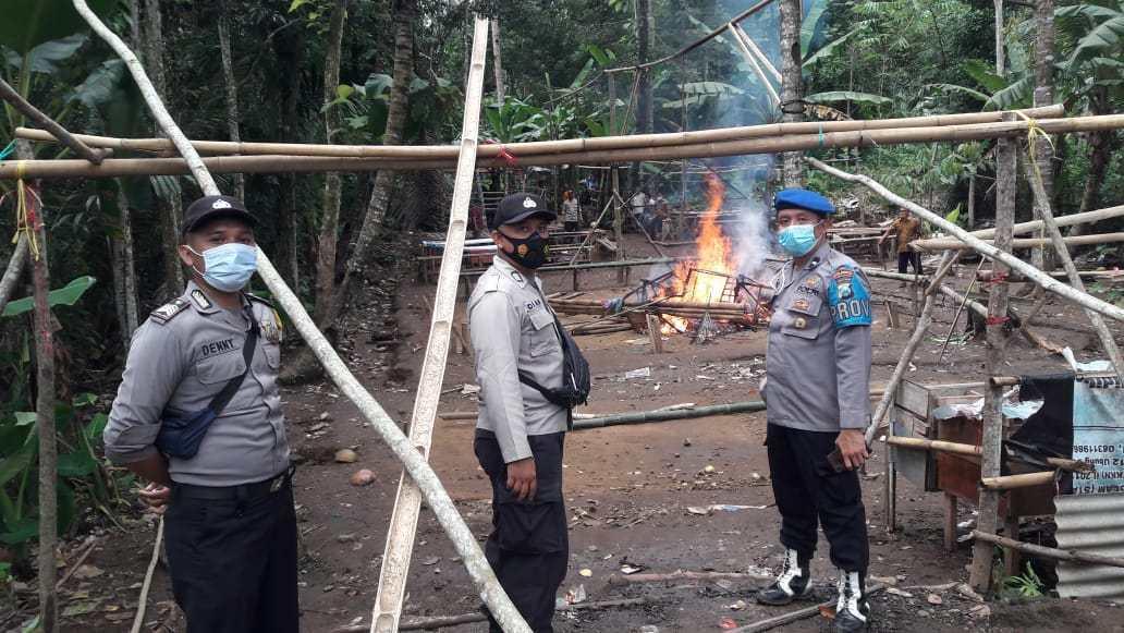 Kemungkinan Bocor, Penangkapan Judi Sabung Ayam di Banyuwangi Tak Ada Hasil Tangkapan