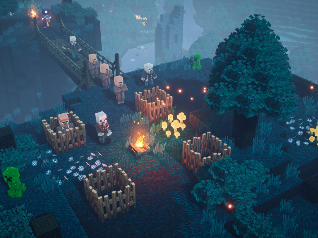 Minecraft Dungeons Game Review Makes You Interested In The Gameplay Aspects