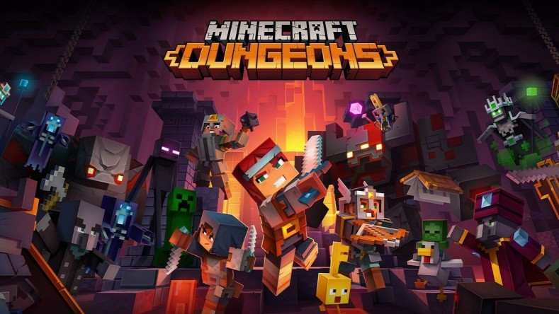 Minecraft Dungeons Game Review That Narrates About A New Action Adventure